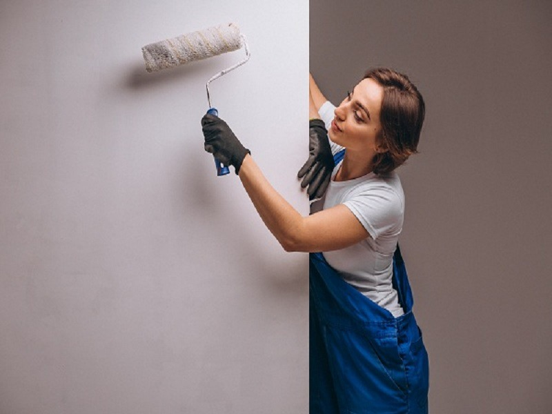 Paint Protects Homes And Makes It Beautiful - Fictionistic.com